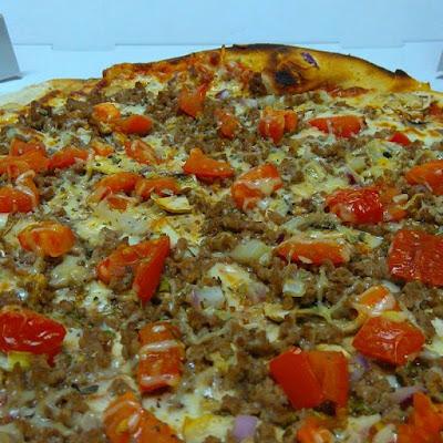 pizza, bullelodie