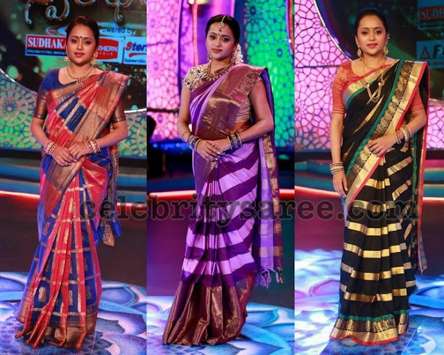 Suma Silk Sarees by Chandrika