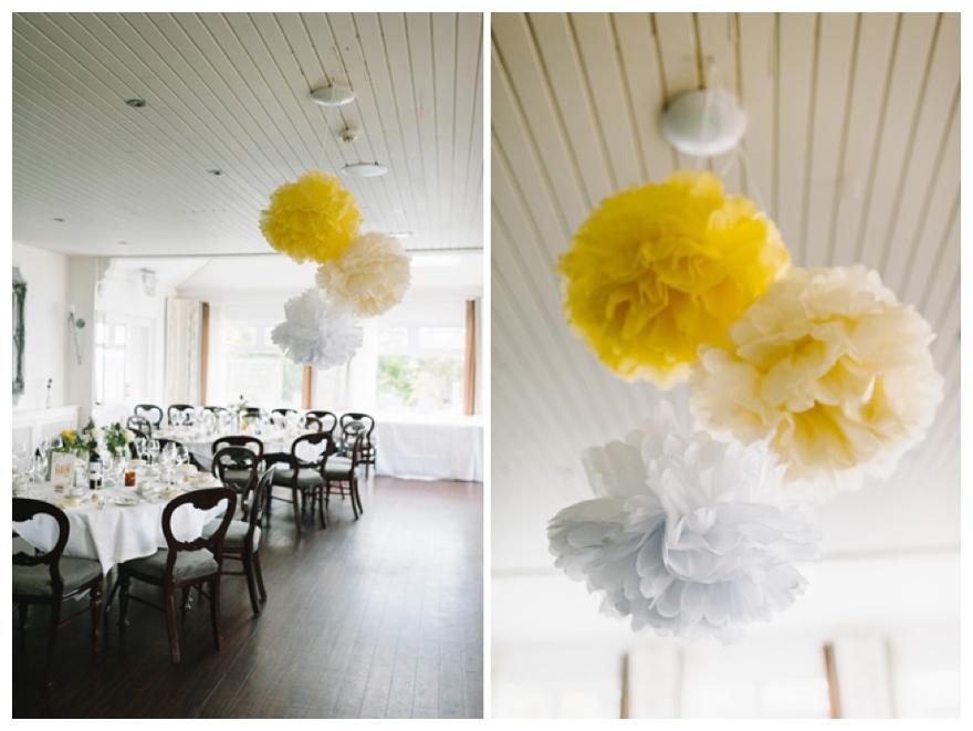 Wedding Yellow: Real Sunshine-Yellow Themed Wedding: Gary & Lian