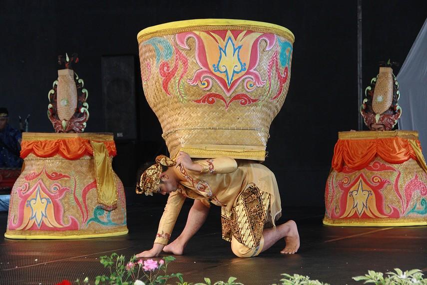Tari Boboko Mangkup, Tarian Tradisional Dari Jawa Barat