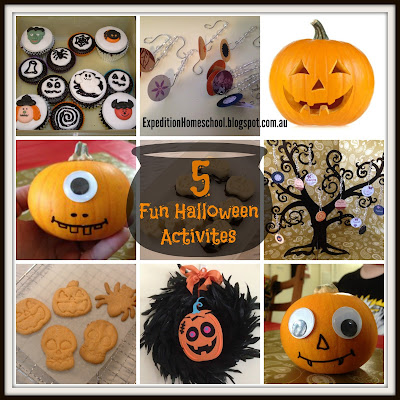 5 Fun Halloween Activities