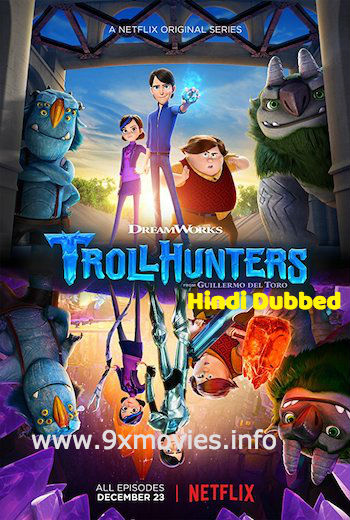Trollhunters S01E04 Hindi Dubbed 720p WEBRip 180mb