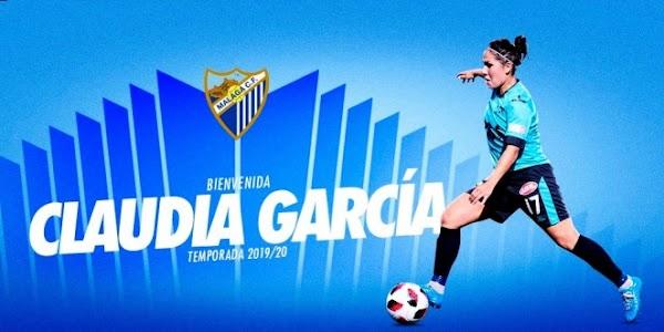 Oficial: El Málaga Femenino se refuerza con Claudia García
