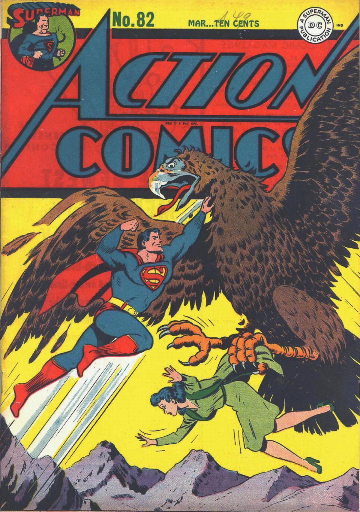 Action Comics (1938) 82 Page 1
