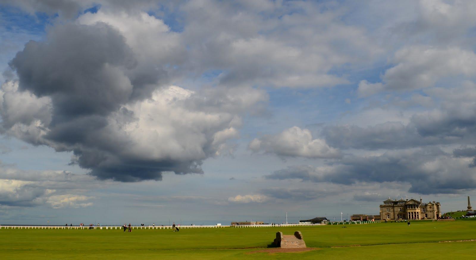 Tour Scotland Tour Scotland Photographs Rain Clouds Over