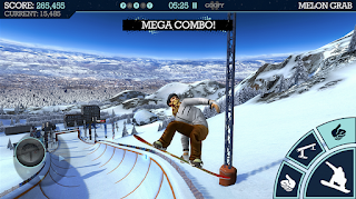 Snowboard Party gameplay android