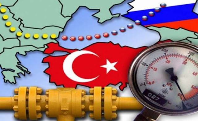 Αυστηρή αμερικανική προειδοποίηση για Nord Stream και Turkish Stream