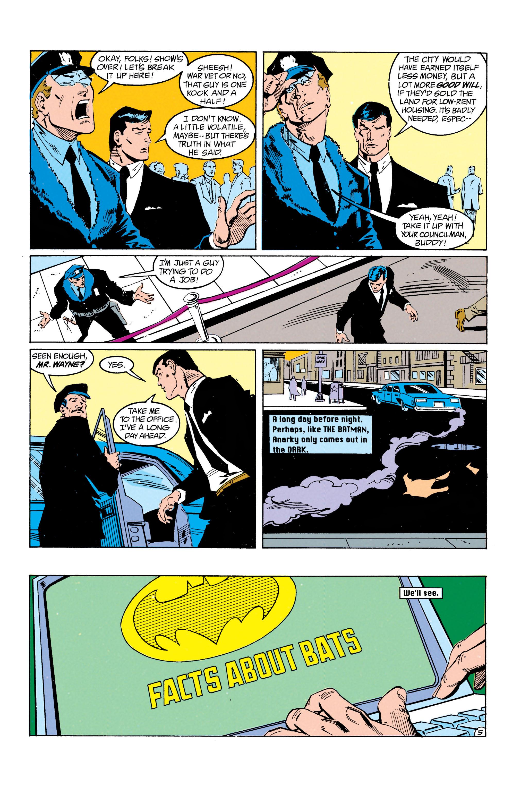 Detective Comics (1937) 609 Page 5