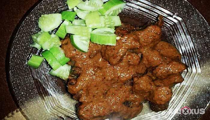 Resep cara membuat batagor tongkol dan udang