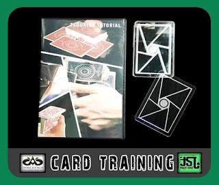 toko sulap jogja Card Training Deck
