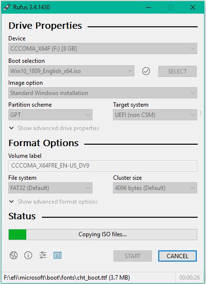 تنزيل برنامج نسخ وحرق الويندوز على الفلاشة Rufus Beta لعمل فورمات للكمبيوتر مجانا