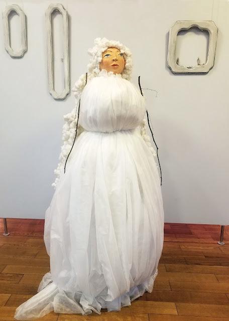 пять историй старого дома, выставка авторской куклы