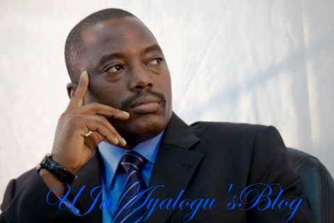 150 Influential Catholic Churches Protest Against President Kabila Who Has Ruled the DRC for Over 15 Years