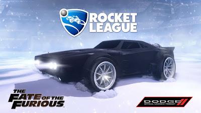 """""""מהיר ועצבני 8"""" מגיע אל Rocket League בחבילת הרחבה חדשה; טריילר של חבילת ההרחבה שוחרר"""