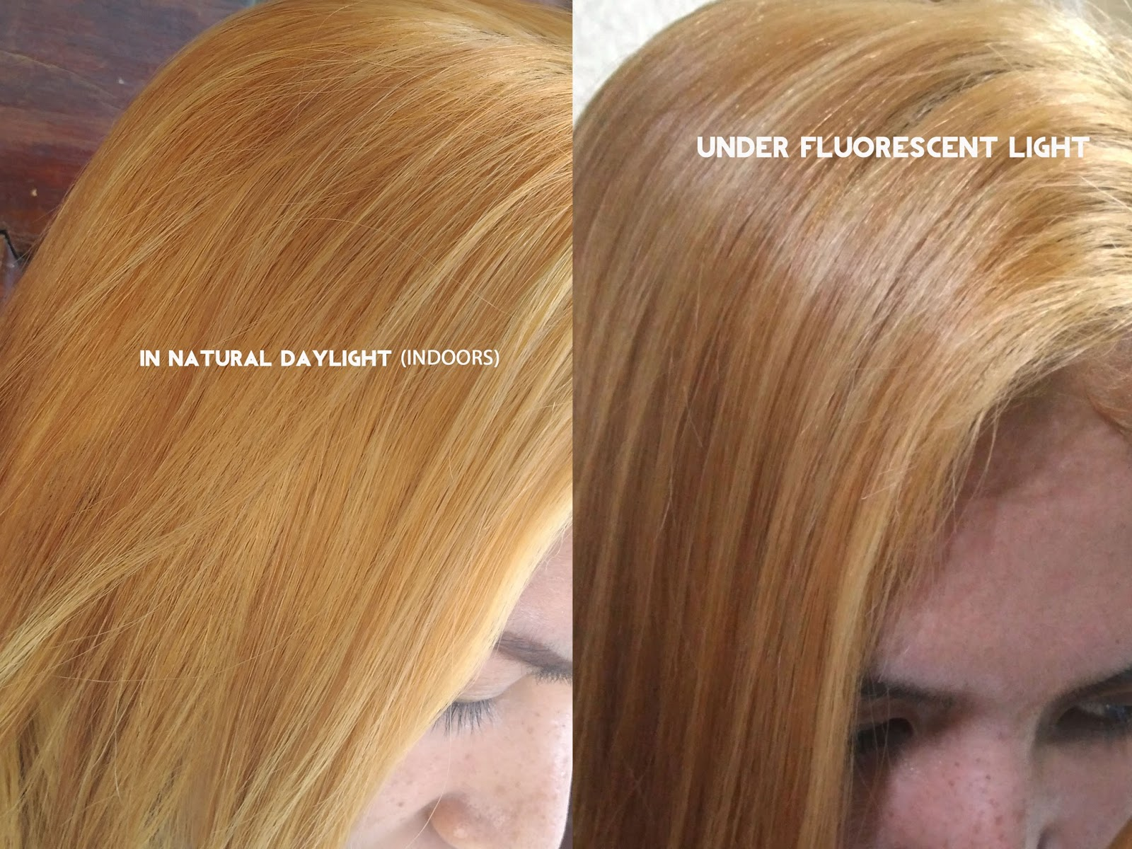 Piaya Diary: Blonde Hair Gone Wrong: Dealing With Orange or Yellow ...