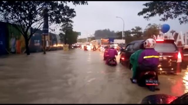 Ternyata Meikarta Banjir, Siapa Yang Ingin Pindah?