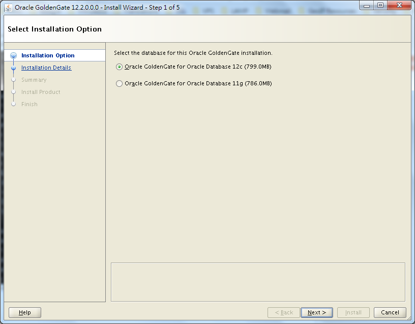 How to Install and Setup Oracle GoldenGate 12c Environment