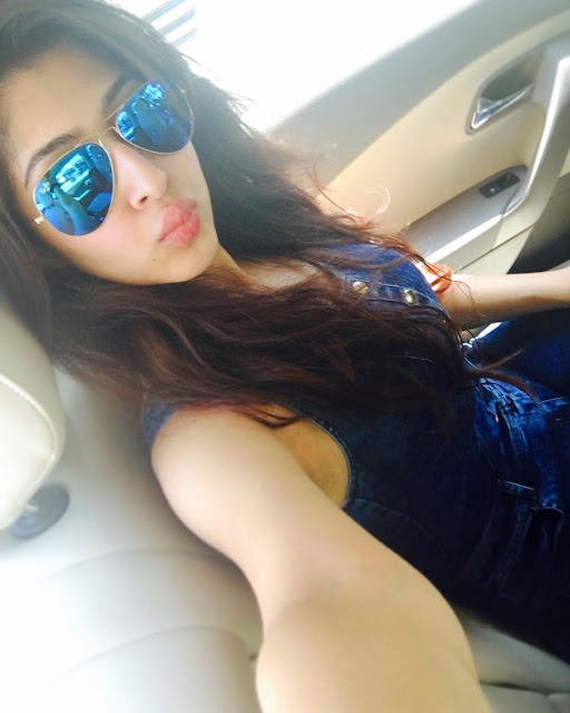 Sonarika Bhadoria Instagram Images