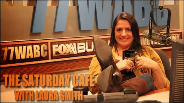 Saturday Cafe with Laura Smith - WABC