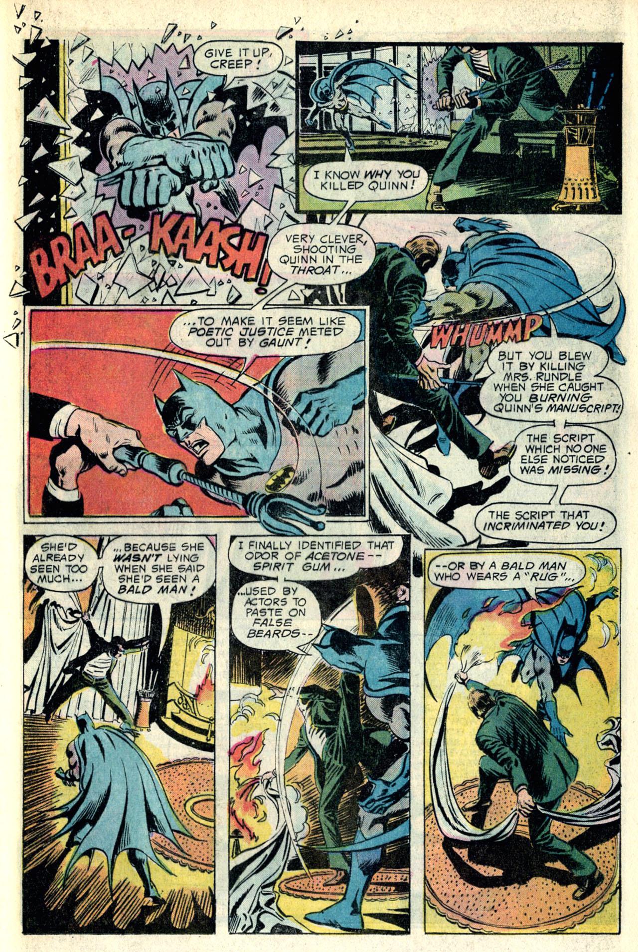 Detective Comics (1937) 459 Page 20