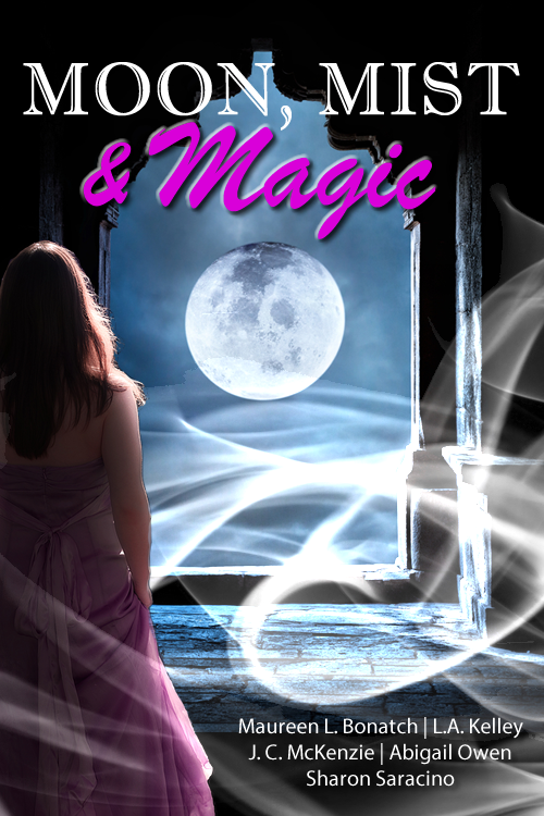 A Moon, Mist and Magic Author