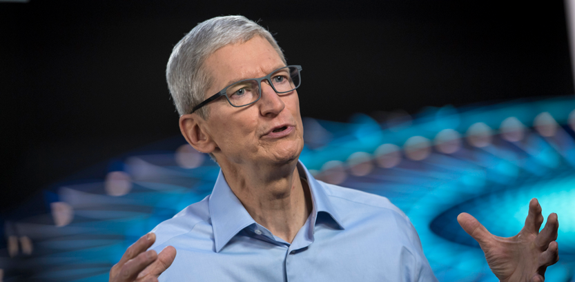 Apple's Tim Cook on Artificial Intelligence, Politics and More
