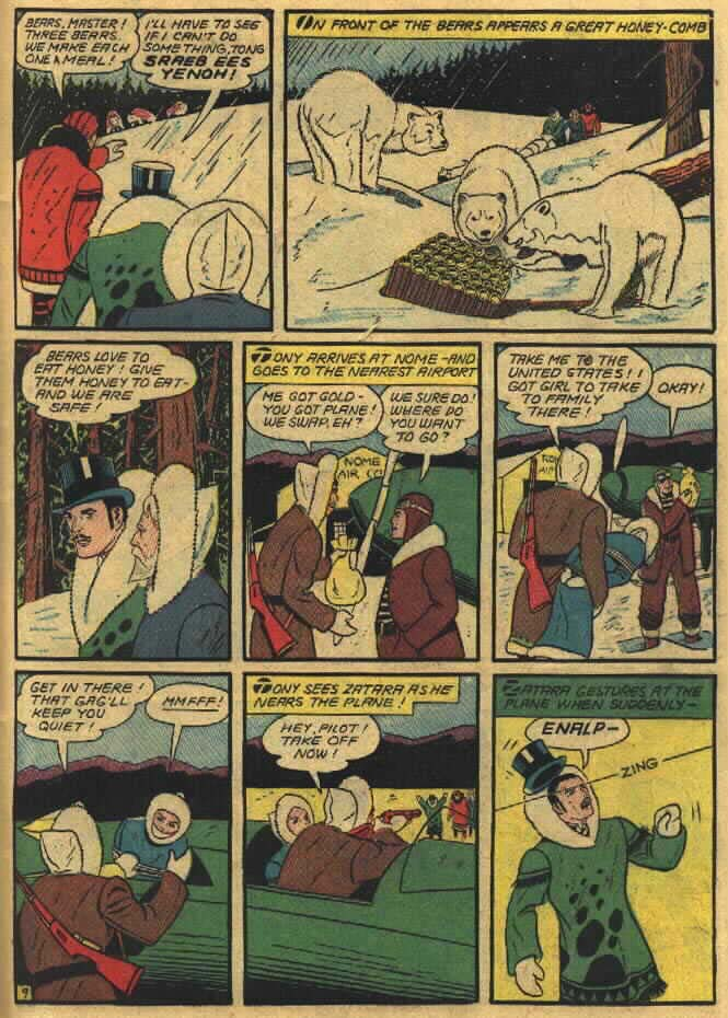 Read online Action Comics (1938) comic -  Issue #26 - 62
