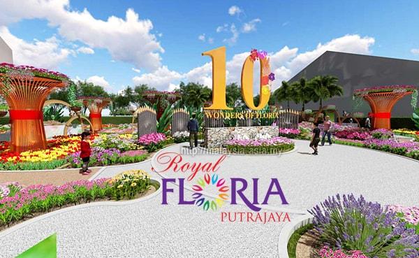 Putrajaya Royal Floria