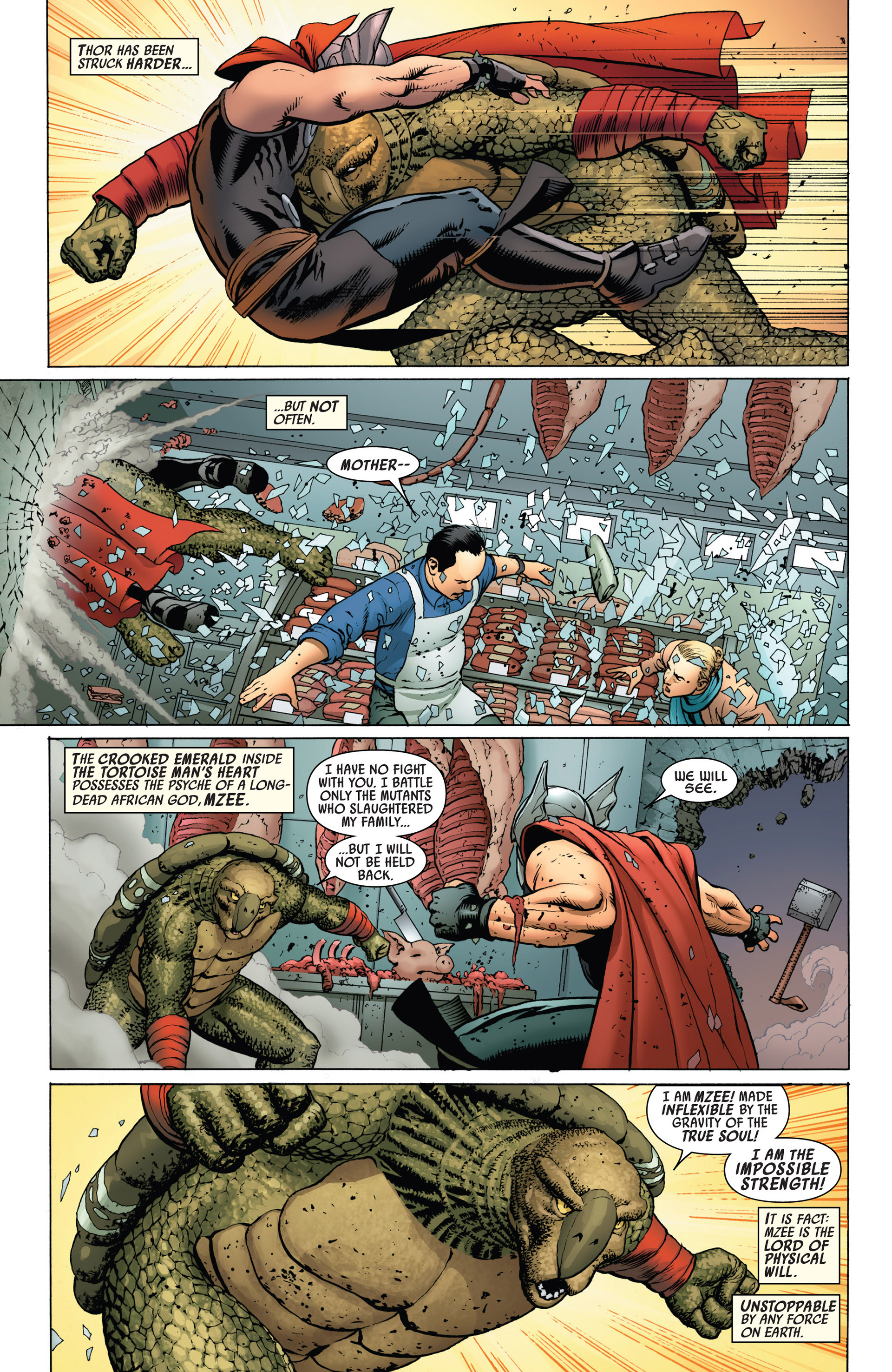 Read online Uncanny Avengers (2012) comic -  Issue #3 - 12