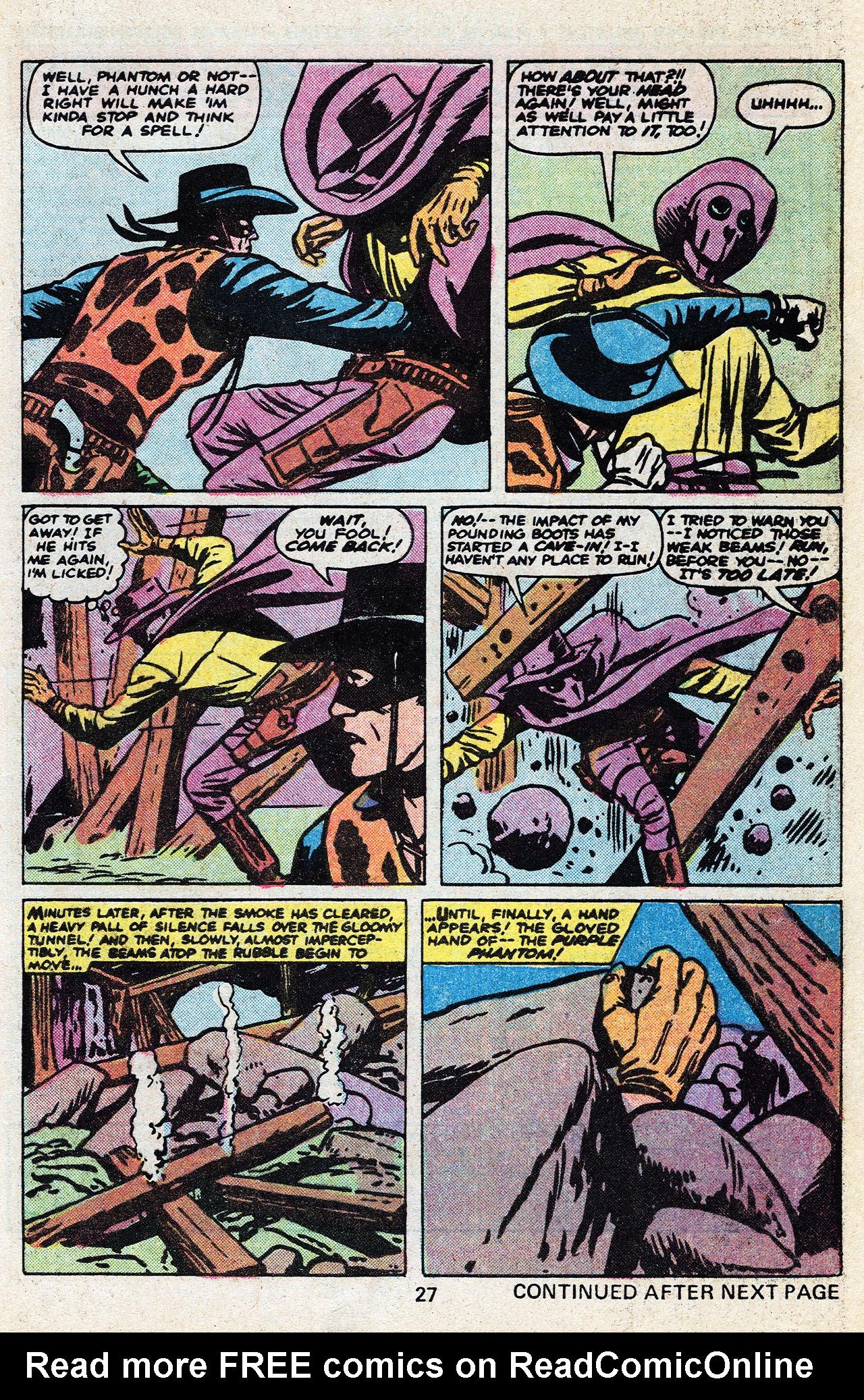 Read online Two-Gun Kid comic -  Issue #136 - 29