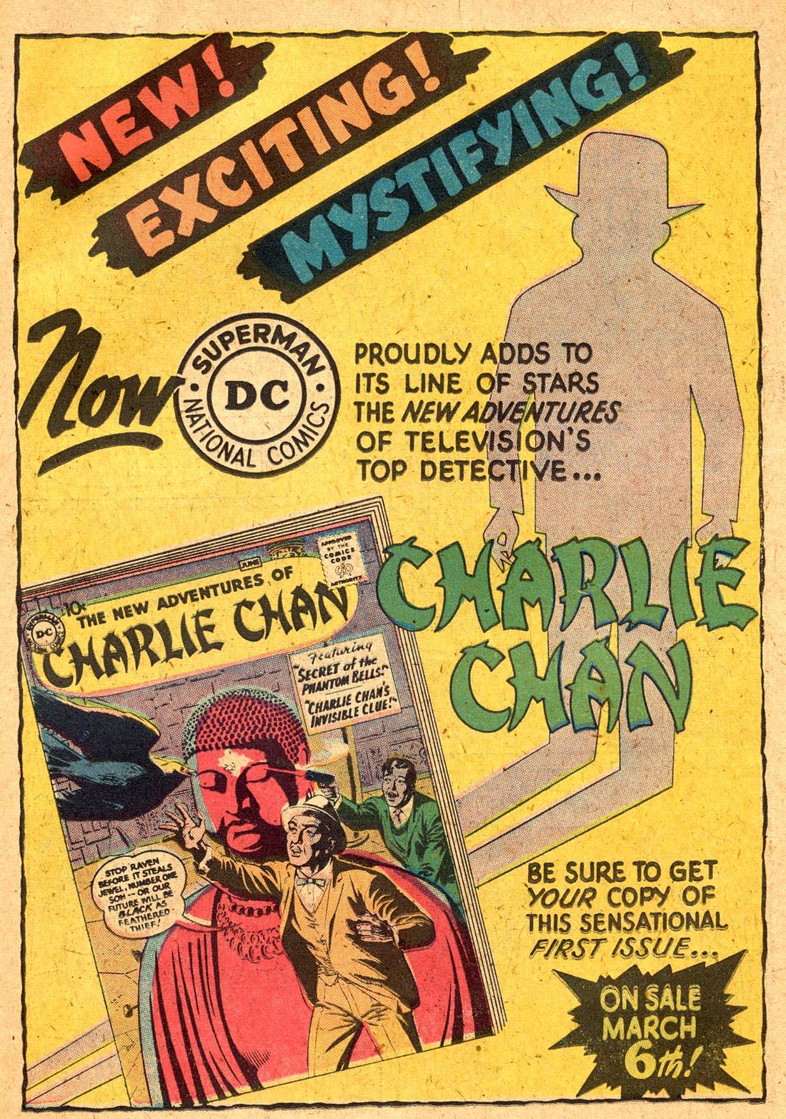 Read online Detective Comics (1937) comic -  Issue #255 - 15