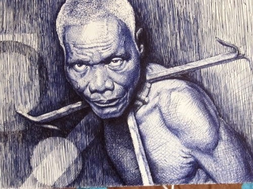 18-Life-Portrayed-by-a-Ballpoint-Pen-Enam Bosokah-www-designstack-co