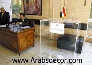 معرفة مقر اللجنة الانتخابية لانتخابات الرئاسة 2014 بالرقم القومي