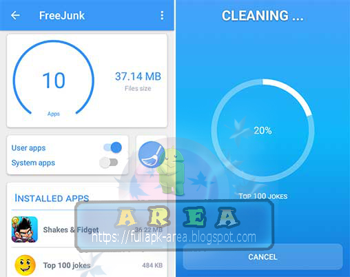 Download Junk Cleaner Apk Unlocked for Android Full App (Direct Download)