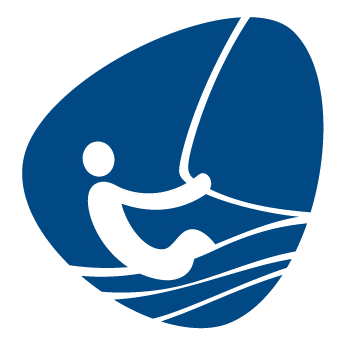 Pictogram Rio 2016 Sailing 350x350 px