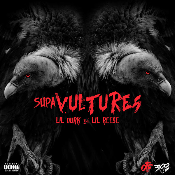 Lil Durk & Lil Reese - Supa Vultures - EP Cover