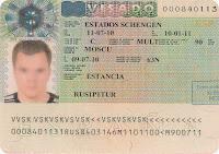 Виза в Испанию, виза в испанию самостоятельно, шенгенская виза в испанию
