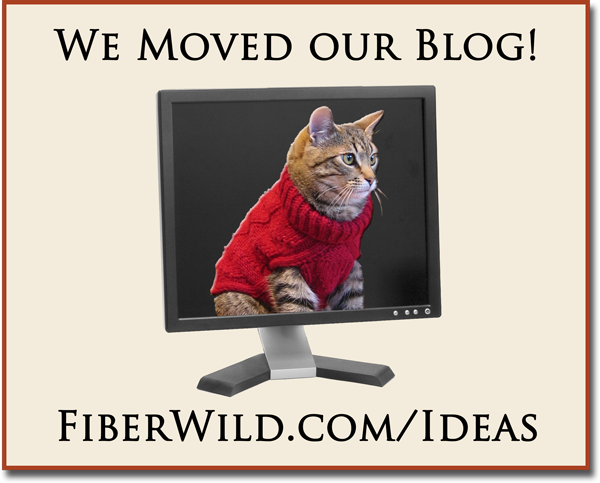 FiberWild's Blog Has Moved!