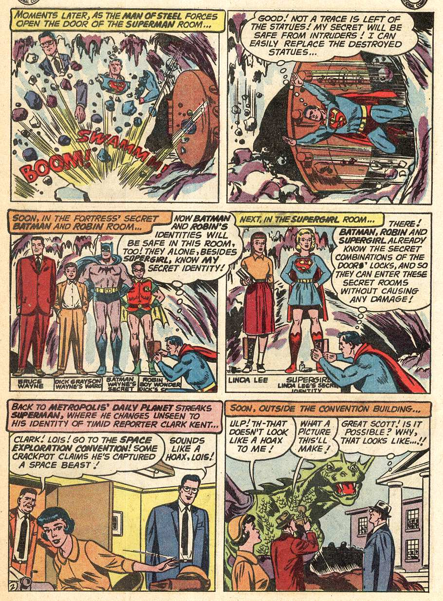 Read online World's Finest Comics comic -  Issue #142 - 25