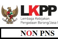 Rekrutmen Staf Non PNS Biro Perencanaan, Organisasi dan Tata Laksana - LKPP Januari 2017 - 02 Februari 2017