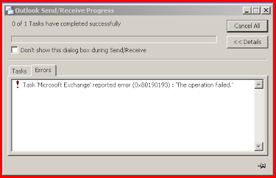 Download address book outlook 2010 operation failed - www