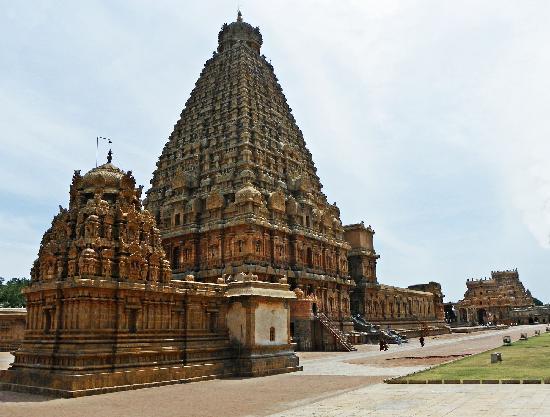 Chola Temples Tamil Nadu