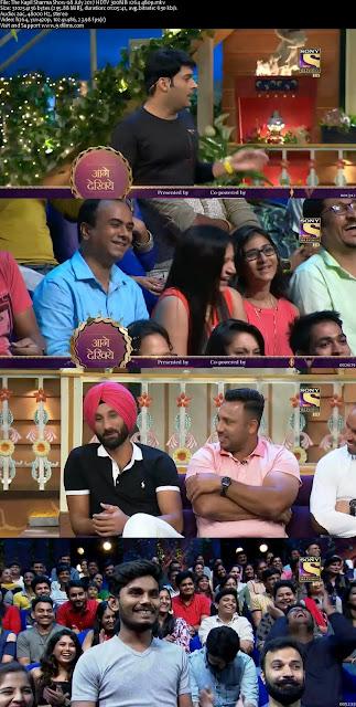 The Kapil Sharma Show 08 July 2017 HDTV 480p