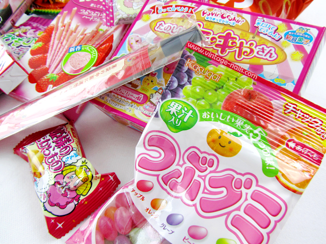 Tokyo Treat, japanese candy, japanese snacks, dulces japoneses