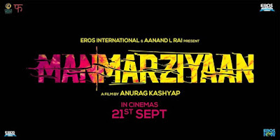 #instamag-taapsee-pannu-launches-manmarziyaan-official-poster