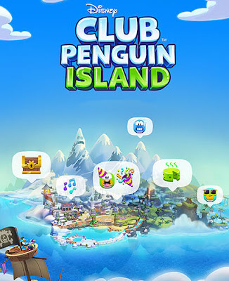 Disney. Club penguin island v1.1.3
