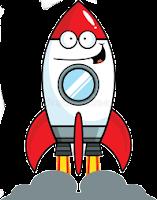 çizgi roket