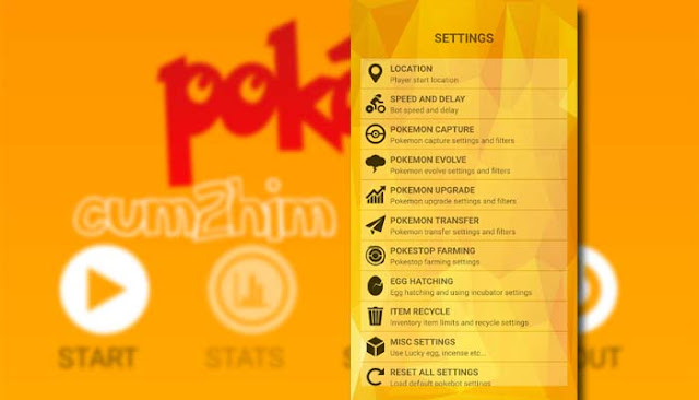 PokeBot Android 1.0.10 Apk Terbaru