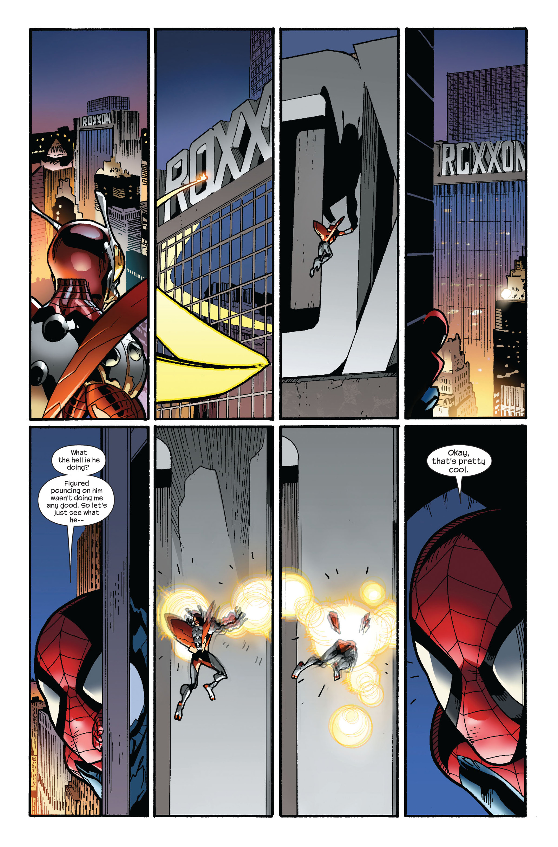Read online Ultimate Spider-Man (2000) comic -  Issue #124 - 14