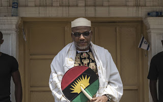 News: Group urges Britain to revoke IPOB leader Nnamdi Kanu's citizenship